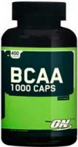 Optimum Nutrition BCAA 1000 400 капс.